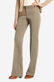Women's StayShape® Twill Trousers - Curvy