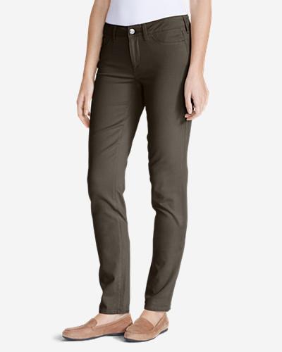 Elysian Twill Slim Straight Jeans
