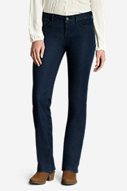 Women's Elysian Boot Cut Jeans - Slightly Curvy