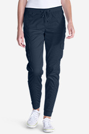 Women's Kick Back Twill Jogger Pants