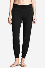 Women's Myriad Knit Trim Jogger Pants