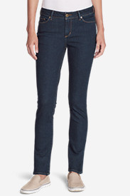 Women's Truly Straight Jeans - Straight Leg