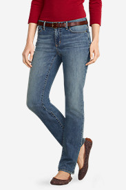 Women's Truly Straight Denim Straight Leg Jeans
