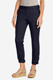 Women's Boyfriend Stretch Legend Wash Pants