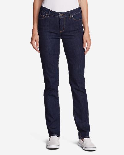 StayShape Straight Leg Jeans