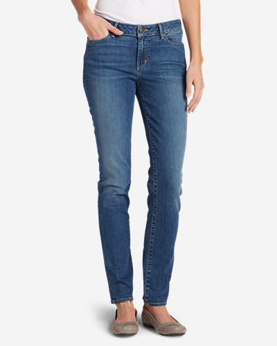 Women's StayShape Straight Leg Jeans