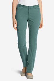 Women's Legend Wash Curvy Stretch Pants