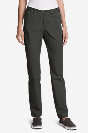 New Fall Arrivals: Women's Legend Wash Curvy Stretch Pants