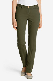Women's Legend Wash Stretch Pants - Curvy Fit