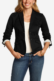 Women's Perfect Twill Fitted Jacket
