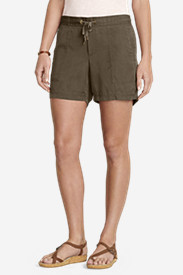 "Women's Slightly Curvy Tranquil 5"" Shorts"