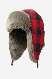 Cotton Hats for Women: Hadlock Trapper Hat