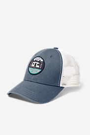 Graphic Snap Back Cap - Airstream