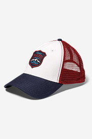 Graphic Hat - Americana Shield