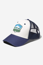 Graphic Hat - Mt. Rainier