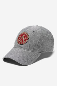 Gray Accessories for Women: Unisex Graphic Hat