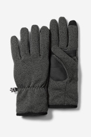 Insulated Accessories for Men: Radiator Fleece Gloves