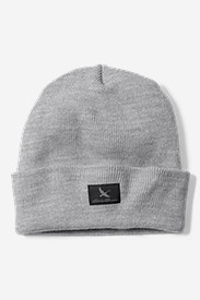 Uniform Patch Beanie