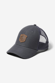 Graphic Cap - Embossed Shield