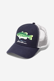 Graphic Hat - Fish