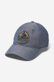 Graphic Hat - Chambray Landscape