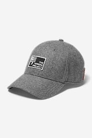 Wool-Blend Graphic Hat - The Heroes Project Collection