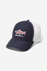 Graphic Cap - Flag Fish