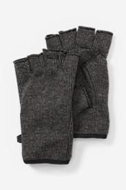 Wool Accessories for Men: Men's Windcutter® Fingerless Gloves
