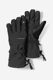 Nylon Accessories for Men: Powder Search Touchscreen Gloves