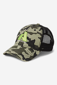 Graphic Snapback Cap
