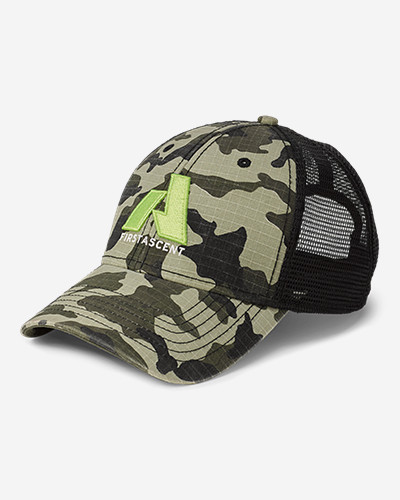 Camo Hats for Men: Graphic Snapback Cap