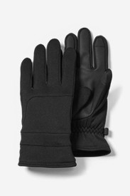 Accessories for Men: Men's Microstretch Touchscreen Gloves