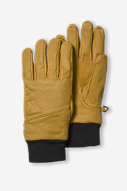 Mountain Ops Leather Gloves