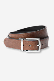 Accessories for Men: Men's Reversible Leather Belt