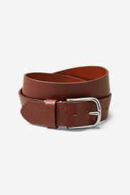 Accessories for Men: Men's  Leather Jean Belt