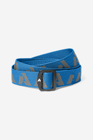 Nylon Accessories for Men: Men's Resistance Belt - Jacquard