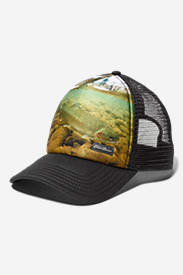 Mens Americana: Sublimated Snap Back Cap