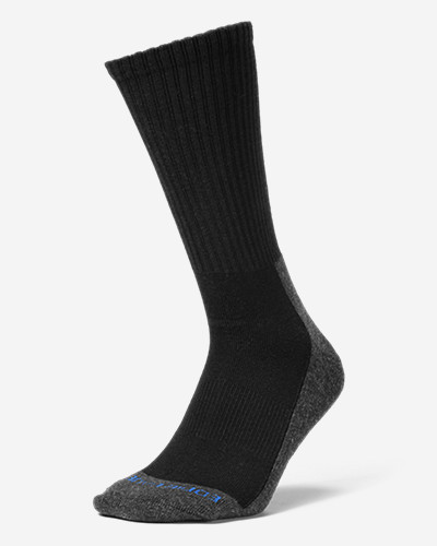 Hiking Socks for Men: Men's Trail COOLMAX® Crew Socks