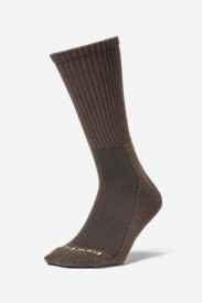 Nylon Accessories for Men: Men's Trail COOLMAX Crew Socks