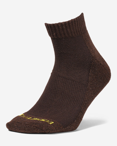 Hiking Socks for Men: Men's Trail COOLMAX® Quarter Socks