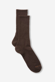 Men's Cushioned Foot Crew Socks