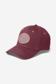Cotton Accessories for Women: Graphic Cap
