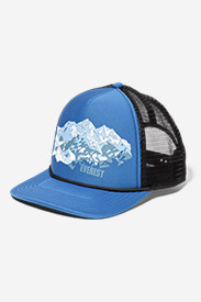 Blue Hats for Women: Graphic Cap - Everest