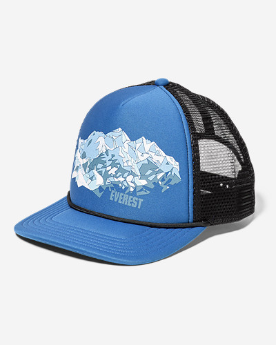 Accessories for Women: Graphic Cap - Everest