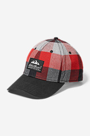 Cotton Accessories for Women: Eddie's Favorite Flannel Cap