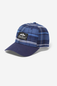 Blue Hats for Women: Eddie's Favorite Flannel Cap