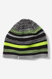 Fleece Hats for Women: Cascadian Stripe Beanie