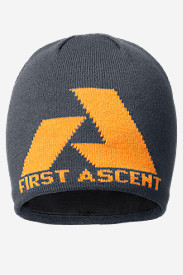 Blue Hats for Women: Telemetry First Ascent Beanie