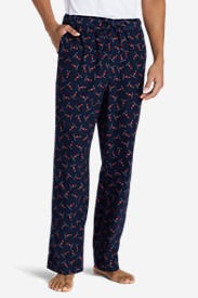 Flannel Pajamas for Men: Men's Flannel Pajama Pants