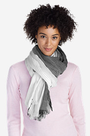 Cotton Accessories for Women: Women's Girl On The Go® Oversized Scarf